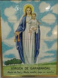 Virgen de GarabandalI
